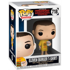 Фигурка Stranger Things - POP! TV - Eleven (Burger T-shirt) (9.5 см)