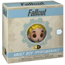 Фигурка Fallout - 5 Star - Vault Boy (Pyromaniac) (10 см)