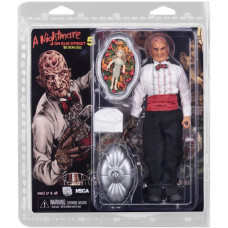 Фигурка A Nightmare on Elm Street 5: The Dream Child - Clothed Action Figure - Chef Freddy (20 см)