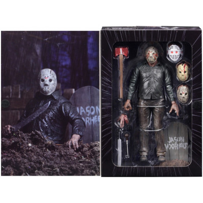 "Фигурка Friday the 13th Part 5: A New Beginning - Action Figure Ultimate - ""Dream Sequence"" Jason (17 см)"
