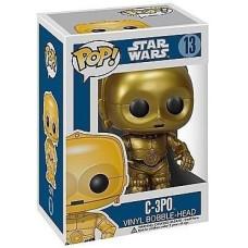 Головотряс Star Wars - POP! - C-3PO (9.5 см)