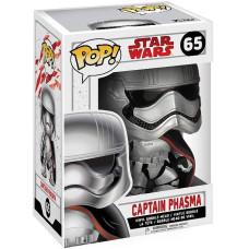 Головотряс Star Wars: Episode VIII The Last Jedi - POP! - Captain Phasma (9.5 см)