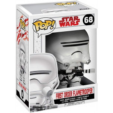 Головотряс Star Wars: Episode VIII The Last Jedi - POP! - First Order Flametrooper (9.5 см)
