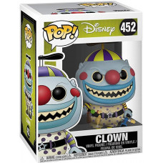 Фигурка Nightmare Before Chrismas - POP! - Clown (9.5 см)