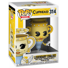 Фигурка Cuphead - POP! Games - Legendary Chalice (9.5 см)