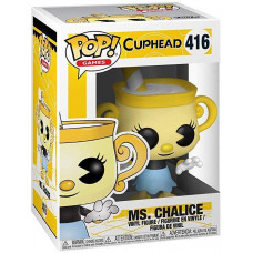 Фигурка Cuphead - POP! Games - Ms Chalice (9.5 см)