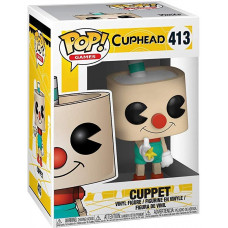 Фигурка Cuphead - POP! Games - Cuppet (9.5 см)