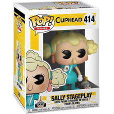 Фигурка Cuphead - POP! Games - Sally Stageplay (9.5 см)