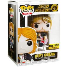 Фигурка Kurt Cobain - POP! Rocks - Kurt Cobain (Live & Loud) (Exc) (9.5 см)