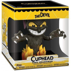 Фигурка Cuphead - Vinyl Collectibles - The Devil (15 см)