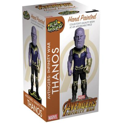 Фигурка NECA Головотряс Avengers: Infinity War - Hand Painted - Thanos (20 см)