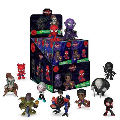 Фигурка Funko Головотряс Spider-Man: Into the Spider-Verse - Mystery Minis (1 шт, 7.5 см) 34757