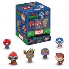 Фигурка Marvel Holiday - Pint Size Heroes (1 шт, 4 см)