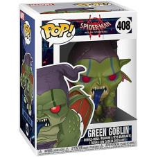 Головотряс Spider-Man: Into the Spider-Verse - POP! - Green Goblin (9.5 см)