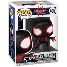 Головотряс Spider-Man: Into the Spider-Verse - POP! - Miles Morales (9.5 см)