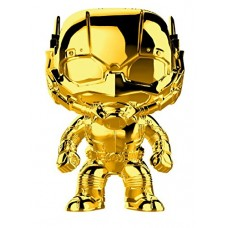 Головотряс Marvel Studios: The First Ten Years - POP! - Ant-Man (Gold Chrome) (9.5 см)