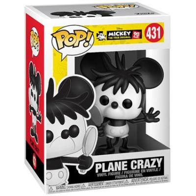 Фигурка Funko Mickey: The True Original (90 Years) - POP! - Plane Crazy 32191 (9.5 см)
