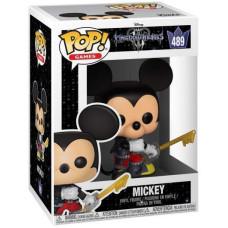 Фигурка Kingdom Hearts 3 - POP! Games - Mickey (9.5 см)