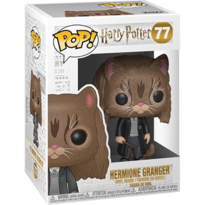 Фигурка Harry Potter - POP! - Hermione Granger (as Cat) (9.5 см)