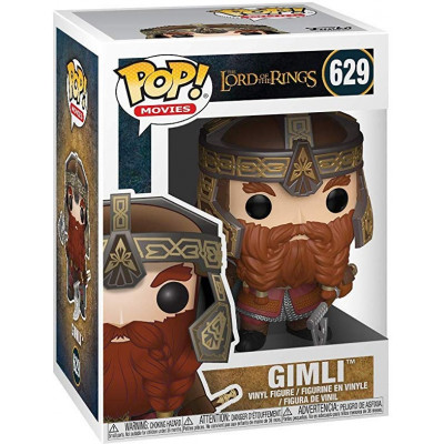 Фигурка Lord of The Rings - POP! Movies - Gimli (9.5 см)