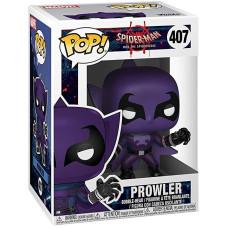 Головотряс Spider-Man: Into the Spider-Verse - POP! - Prowler (9.5 см)