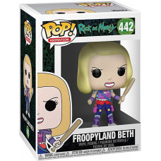 Фигурка Rick & Morty - POP! Animation - Froopyland Beth (9.5 см)