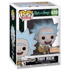 Фигурка Rick & Morty - POP! Animation - Tiny Rick (Exc) (9.5 см)
