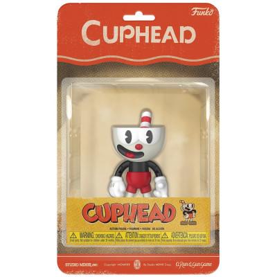 Фигурка Cuphead - Action Figure - Cuphead (13 см)