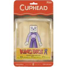 Фигурка Cuphead - Action Figure - King Dice (13 см)