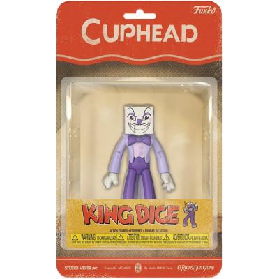 Фигурка Cuphead - Action Figure - King Dice (13 см)