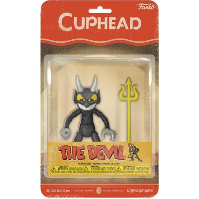 Фигурка Cuphead - Action Figure - The Devil (13 см)