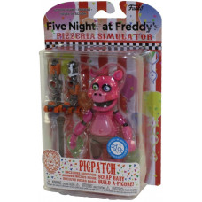 Фигурка Five Nights at Freddy's: Pizzeria Simulator - Action Figure - Pigpatch (13 см)