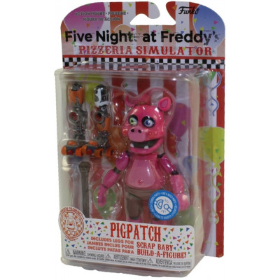 Фигурка Five Nights at Freddy's: Pizzeria Simulator - Action Figure - Pigpatch (13 см)