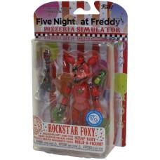 Фигурка Five Nights at Freddy's: Pizzeria Simulator - Action Figure - Rockstar Foxy (13 см)