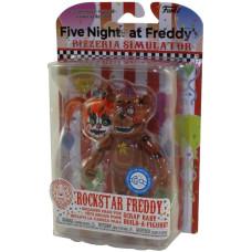 Фигурка Five Nights at Freddy's: Pizzeria Simulator - Action Figure - Rockstar Rockstar (13 см)