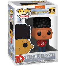 Фигурка Hey Arnold! - POP! Animation - Gerald Johanssen (9.5 см)
