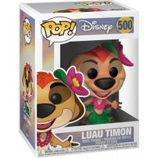 Фигурка The Lion King - POP! - Luau Timon (9.5 см)