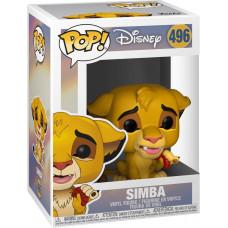 Фигурка The Lion King - POP! - Simba (9.5 см)