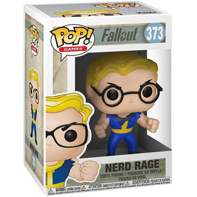 Фигурка Funko Fallout - POP! Games - Nerd Rage 33991 (9.5 см)