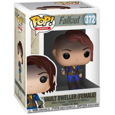 Фигурка Fallout - POP! Games - Vault Dweller (Female) (9.5 см)