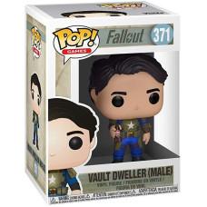 Фигурка Fallout - POP! Games - Vault Dweller (Male) (9.5 см)