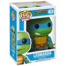 Фигурка Teenage Mutant Ninja Turtles - POP! TV - Leonardo (9.5 см)
