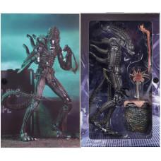 Фигурка Aliens - Action Figure Ultimate - Warrior (Brown) (1986) (20 см)