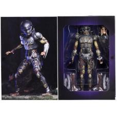 Фигурка Predator - Action Figure Ultimate - Fugitive Predator (2018) (18 см)