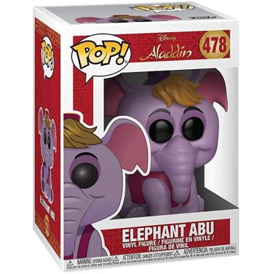 Фигурка Funko Aladdin - POP! - Elephant Abu 35755 (9.5 см)