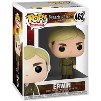 Фигурка Attack on Titan - POP! Animation - Erwin (One-Armed) (9.5 см)