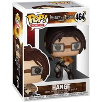 Фигурка Attack on Titan - POP! Animation - Hange (9.5 см)