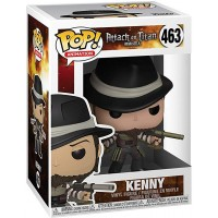 Фигурка Attack on Titan - POP! Animation - Kenny (9.5 см)