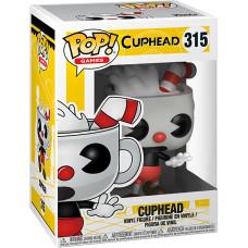 Фигурка Cuphead - POP! Games - Cuphead (New Pose) (Exc) (9.5 см)