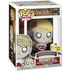 Фигурка Don't Starve - POP! Games - Wendy and Abigail (9.5 см)